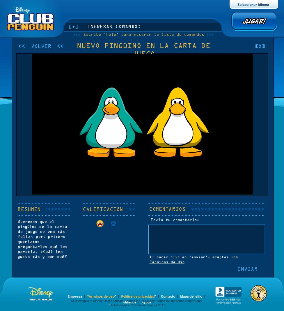 Club Penguin Bobi20061 | ¡Toda la informacion de CP! | Página 3